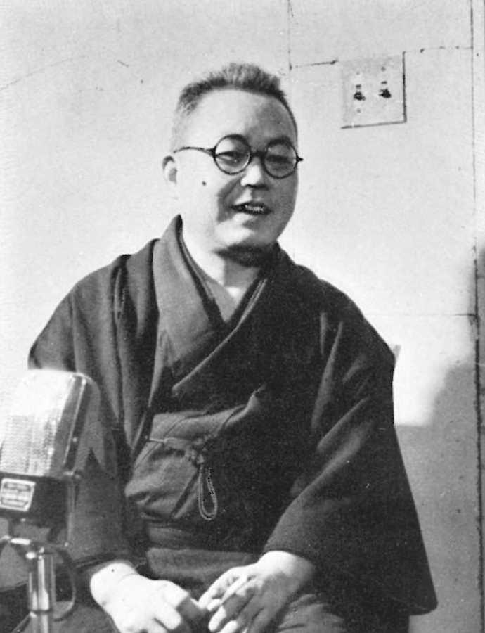井伏鱒二 - Wikipedia