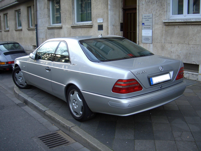 File mercedes benz cl600 c140 1991 1998 backleft 2008 04 for Cl600 mercedes benz