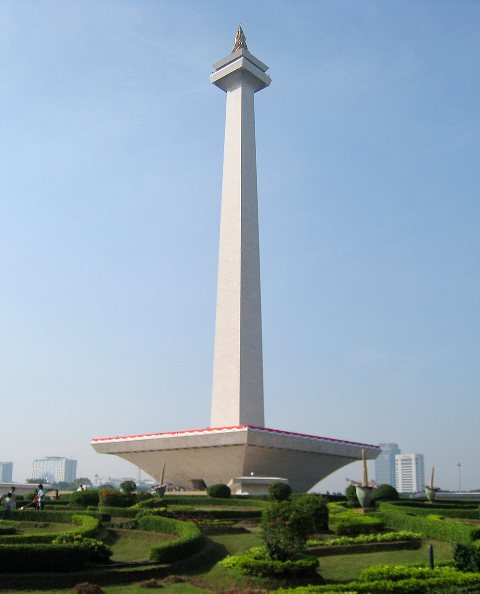 Indonesia National Monument - Merdeka Square