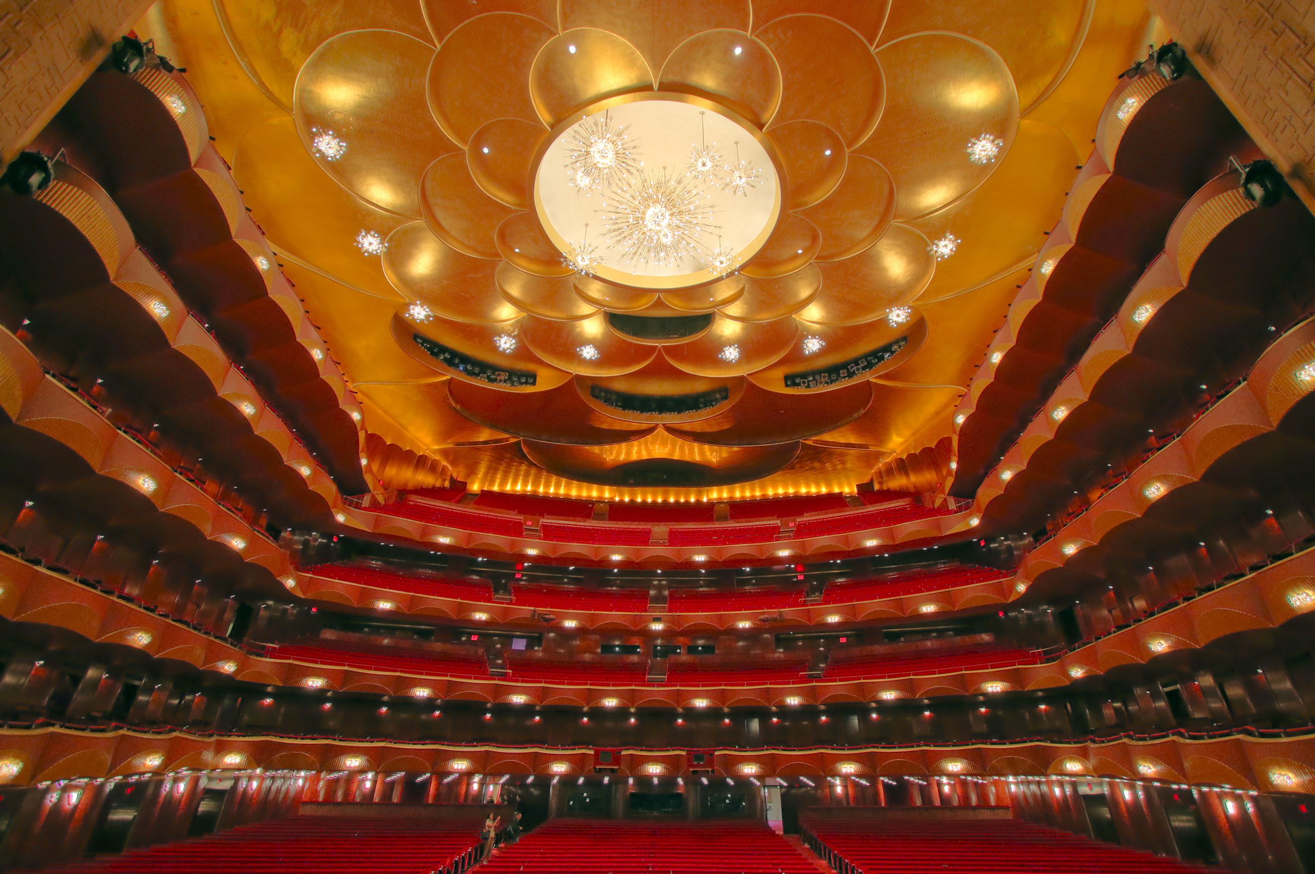 Met Opera Home