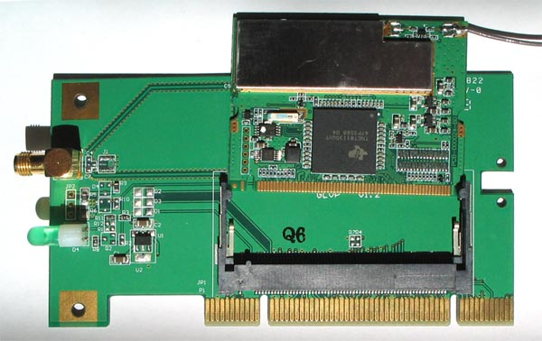 PCI-to-MiniPCI converter Type III