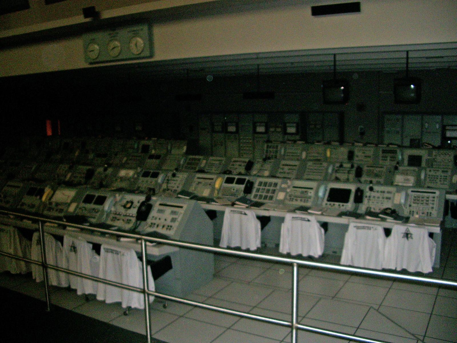 Apollo Mission Control Center - Pics about space