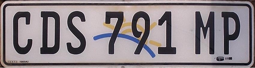 Car Number Plate Maker Uk
