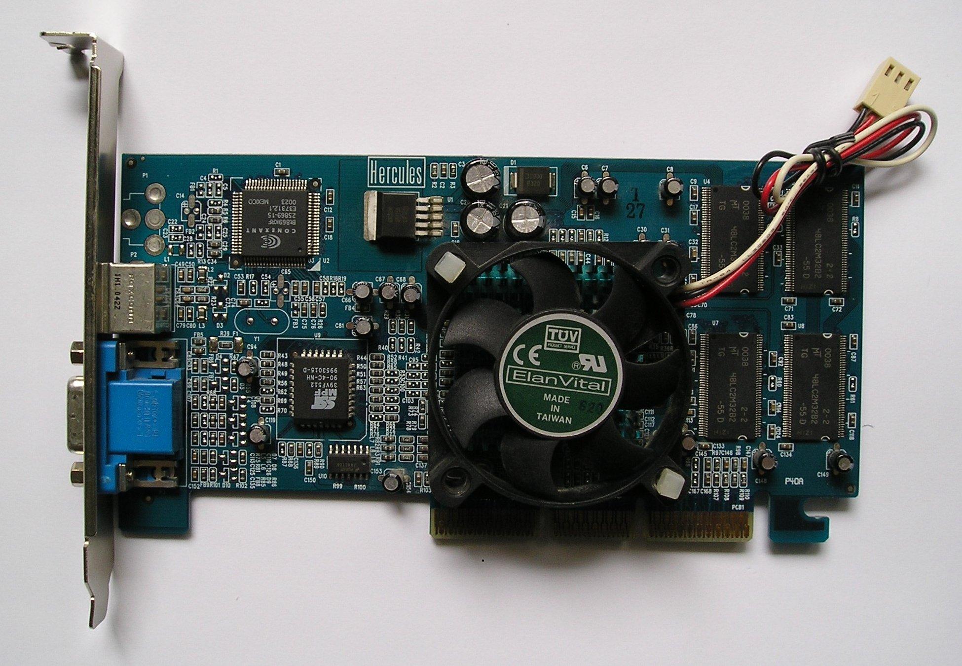 geforce2 mx400 64: