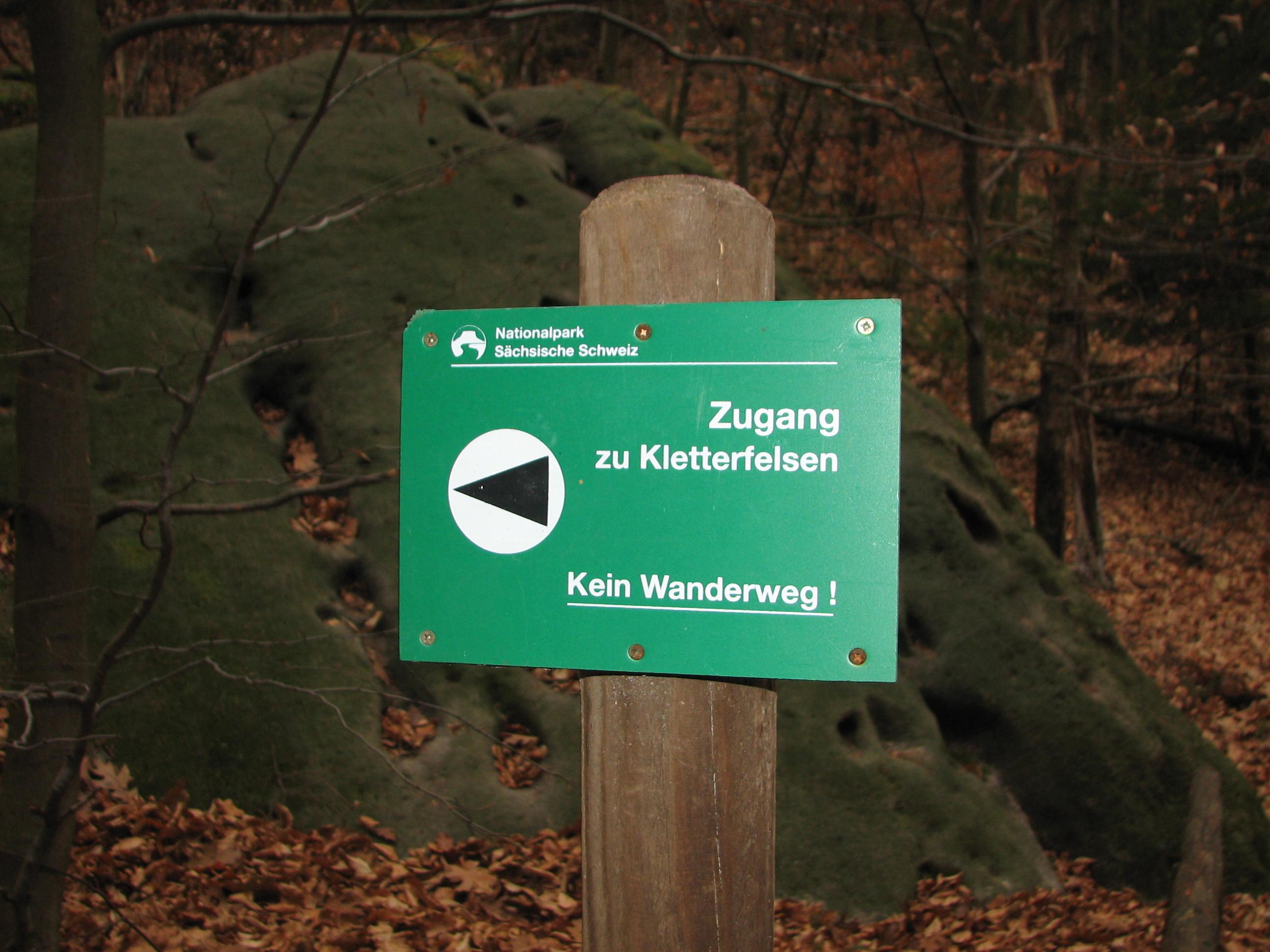 Klettersteig Sächsische Schweiz : Klettersteig wolkensteiner hag und wolfspfad in wolkenstein