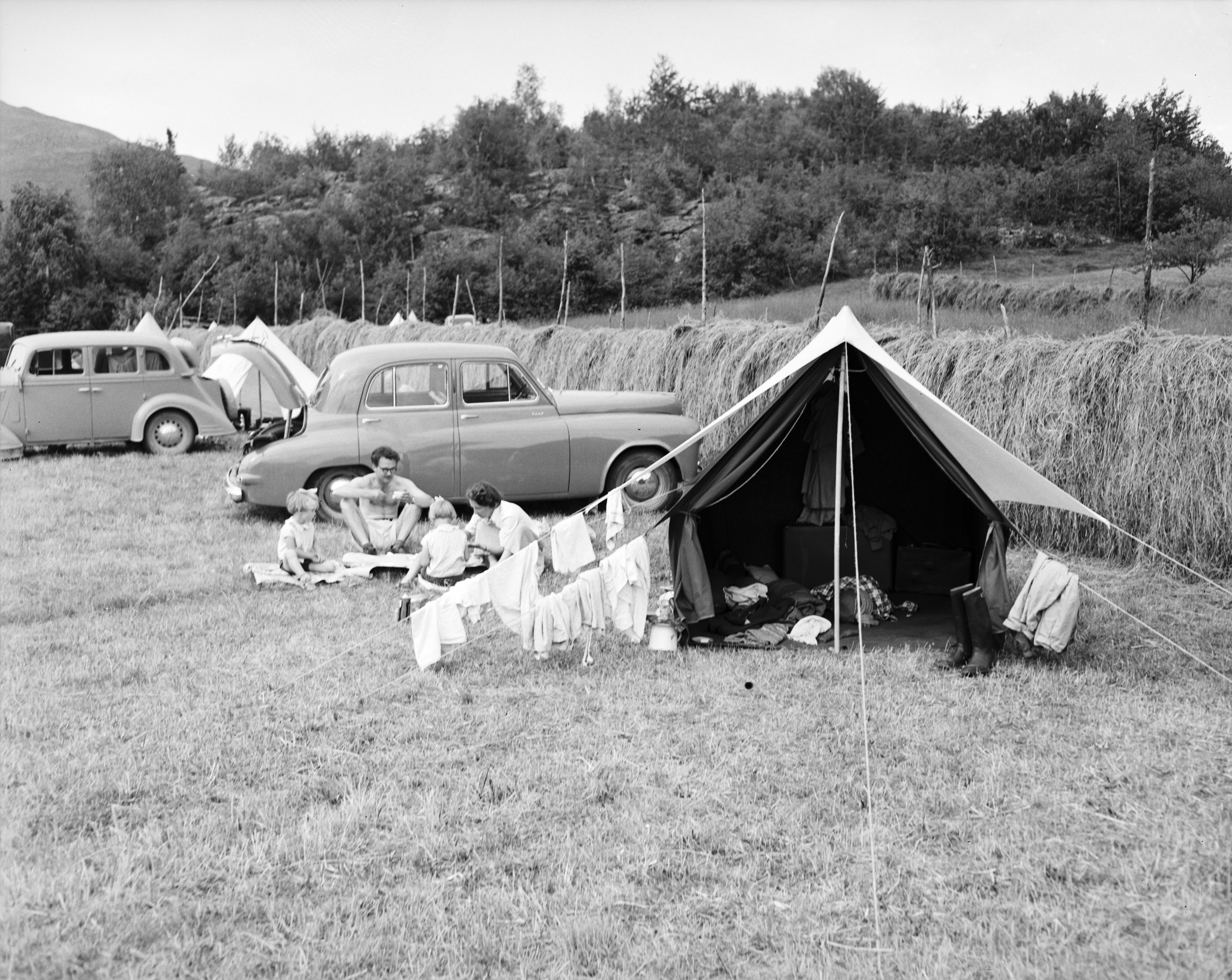 Camping hartland nb