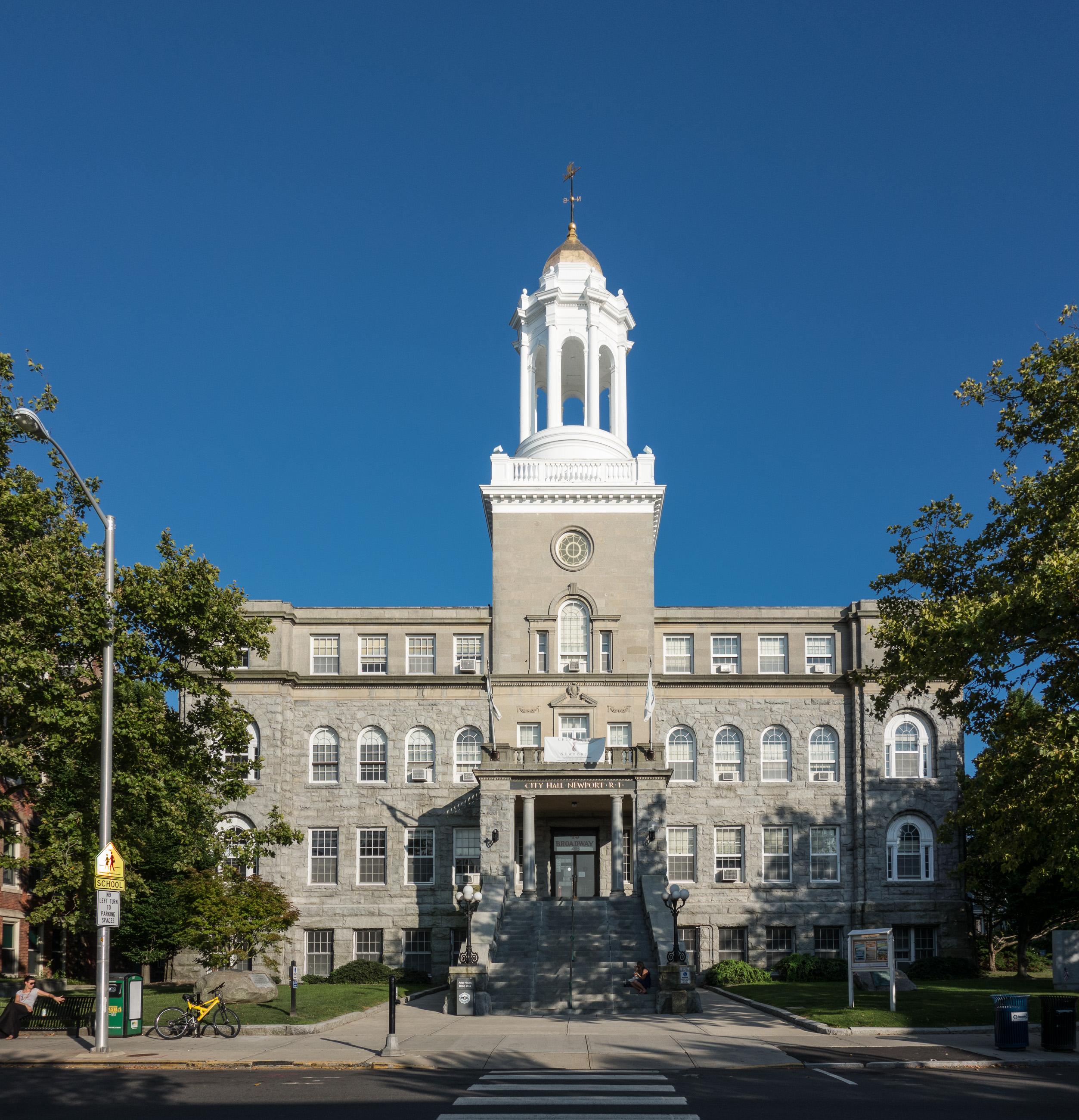 Newport Ri City Hall Voting