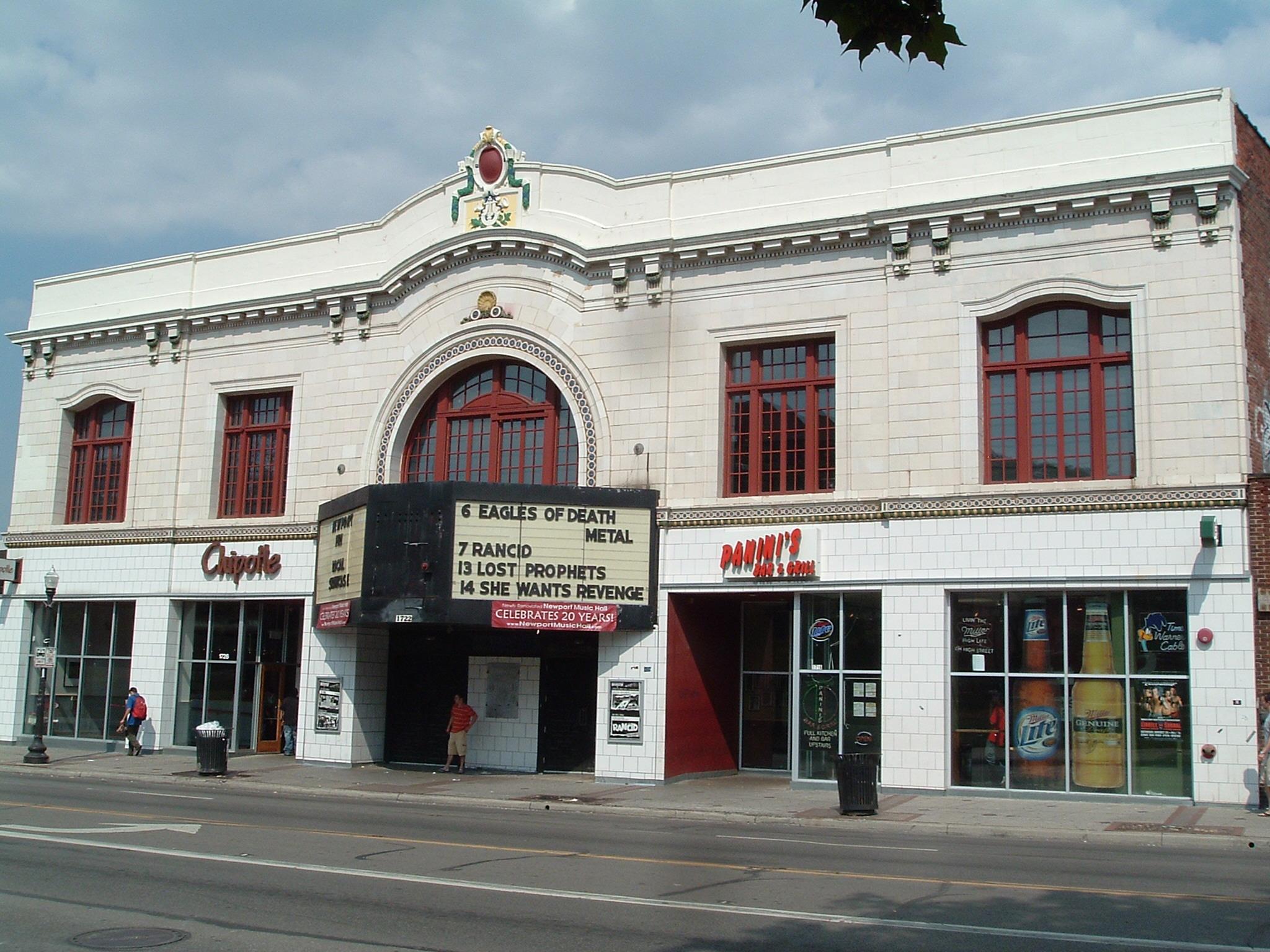 Newport Music Hall - Wikipedia
