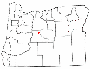 Loko di Redmond, Oregon