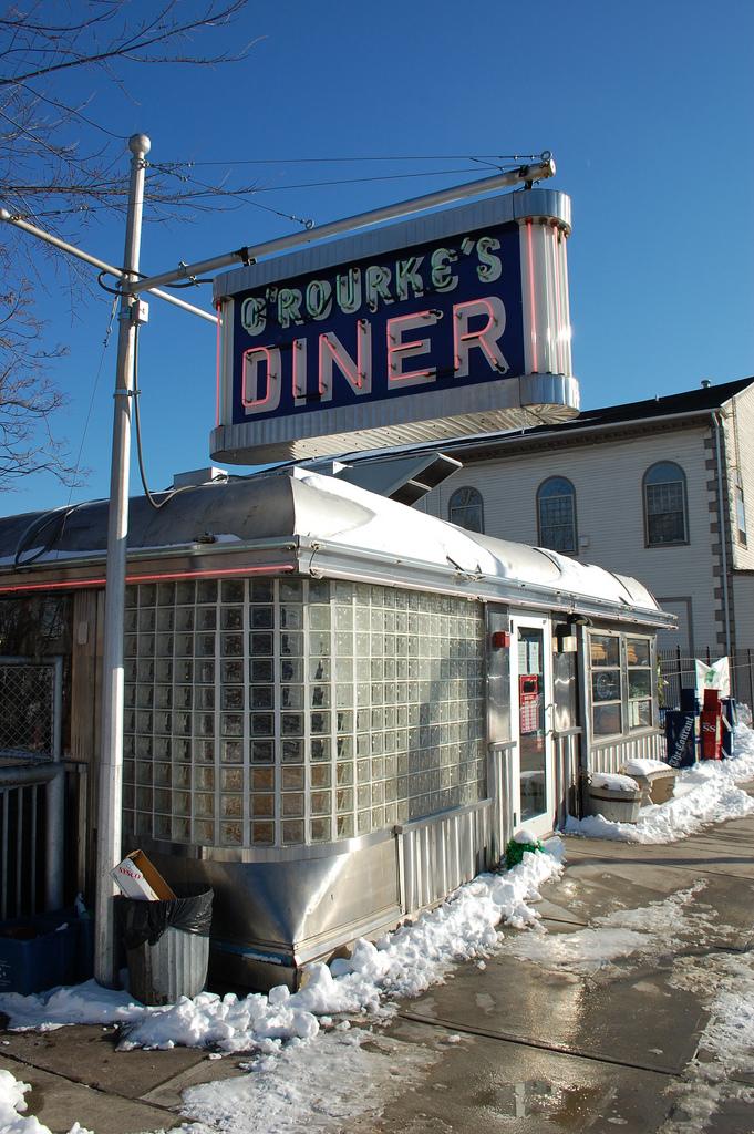 O Rourke S Diner Wikipedia