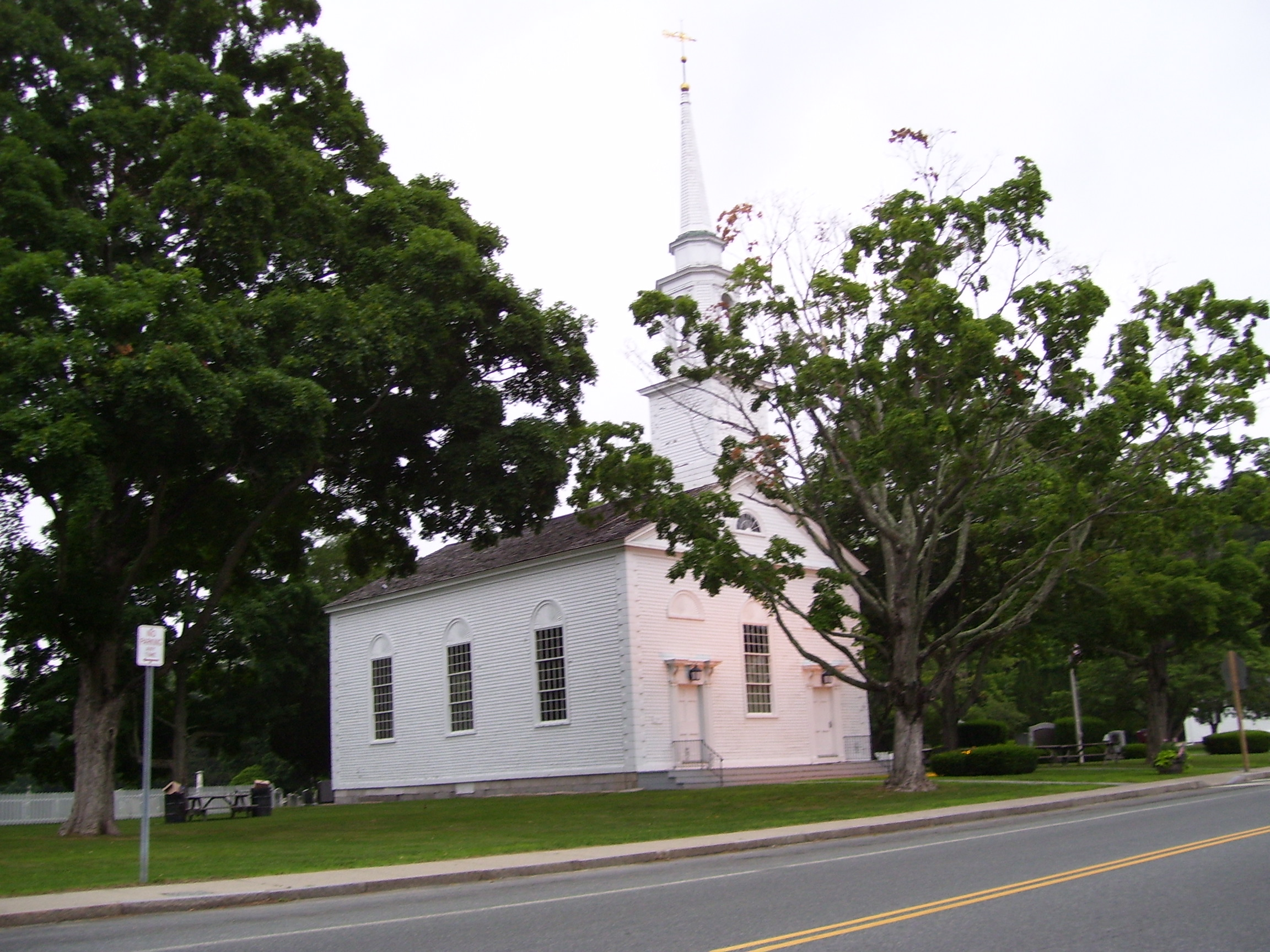 North Scituate Rhode Island History