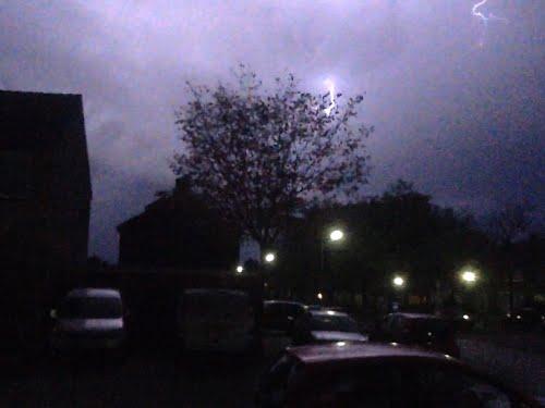 Onweer mirnoffstraat 's-Hertogenbosch