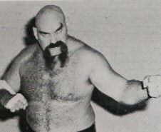 Ox Baker American professional wrestler and actor