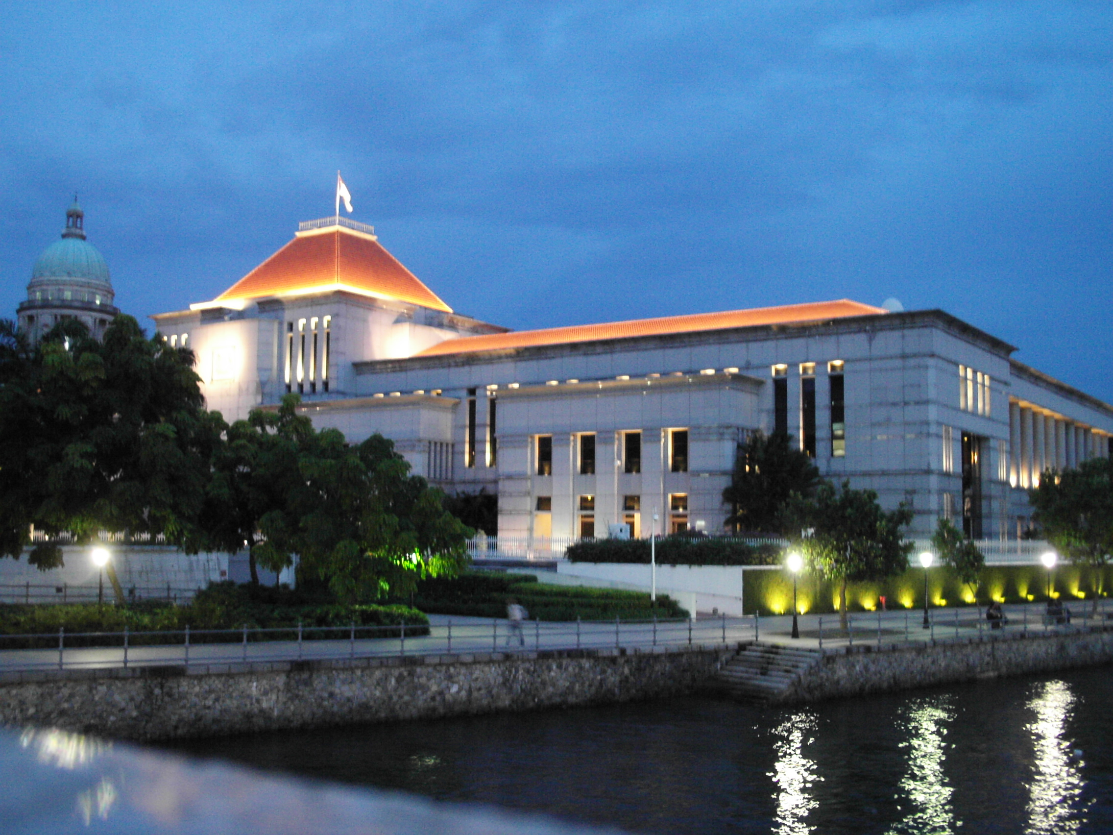 dating singapore government Singapore, justice , human rights under a decree dating from singapore's days as section of the population that the singapore government is unjust and unfair.