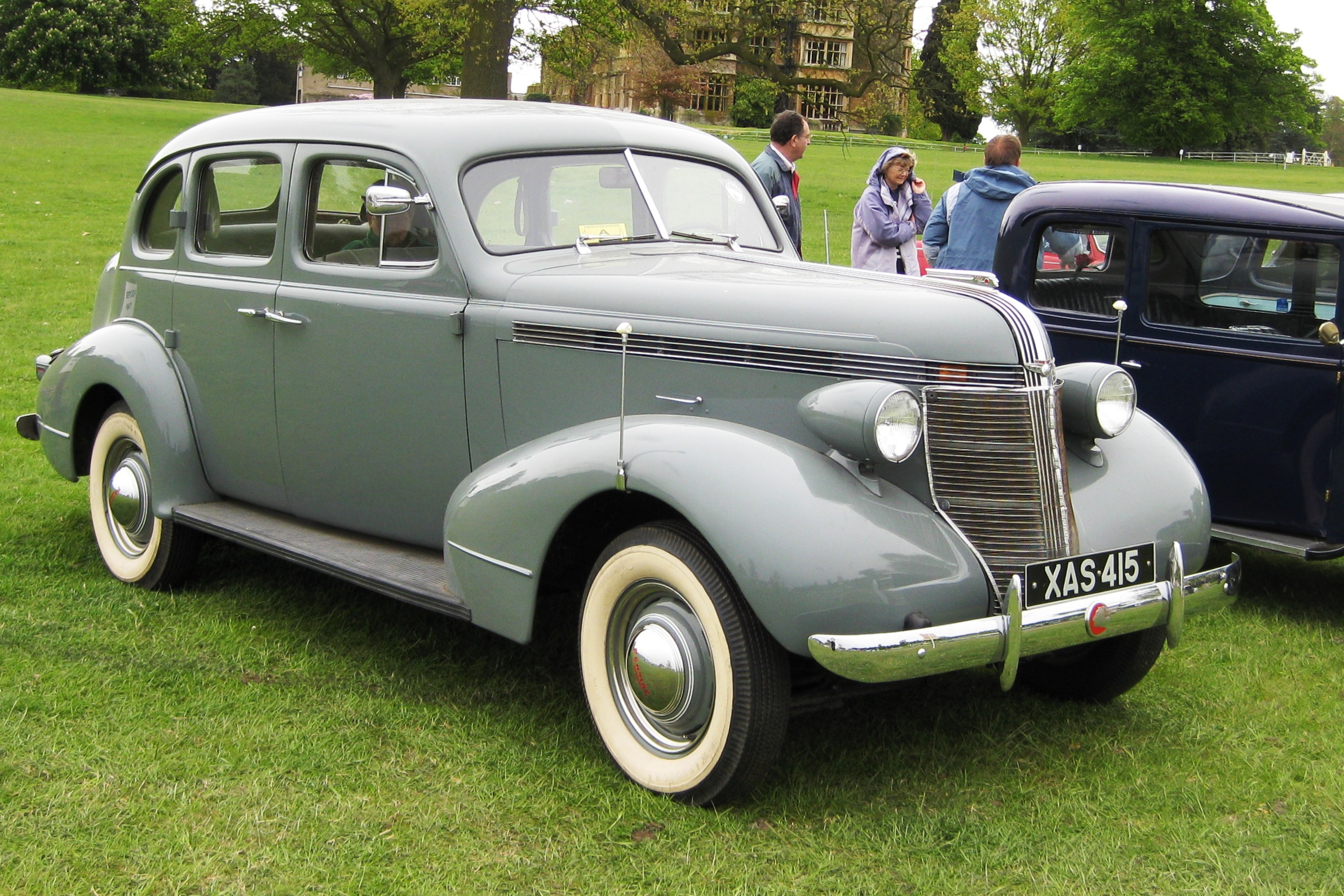 File Pontiac De Luxe Maufactured 1937 Jpg Wikimedia Commons