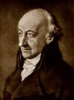 Portrait of Christoph Martin Wieland by Ferdinand Carl Christian Jagemann (1780-1820)