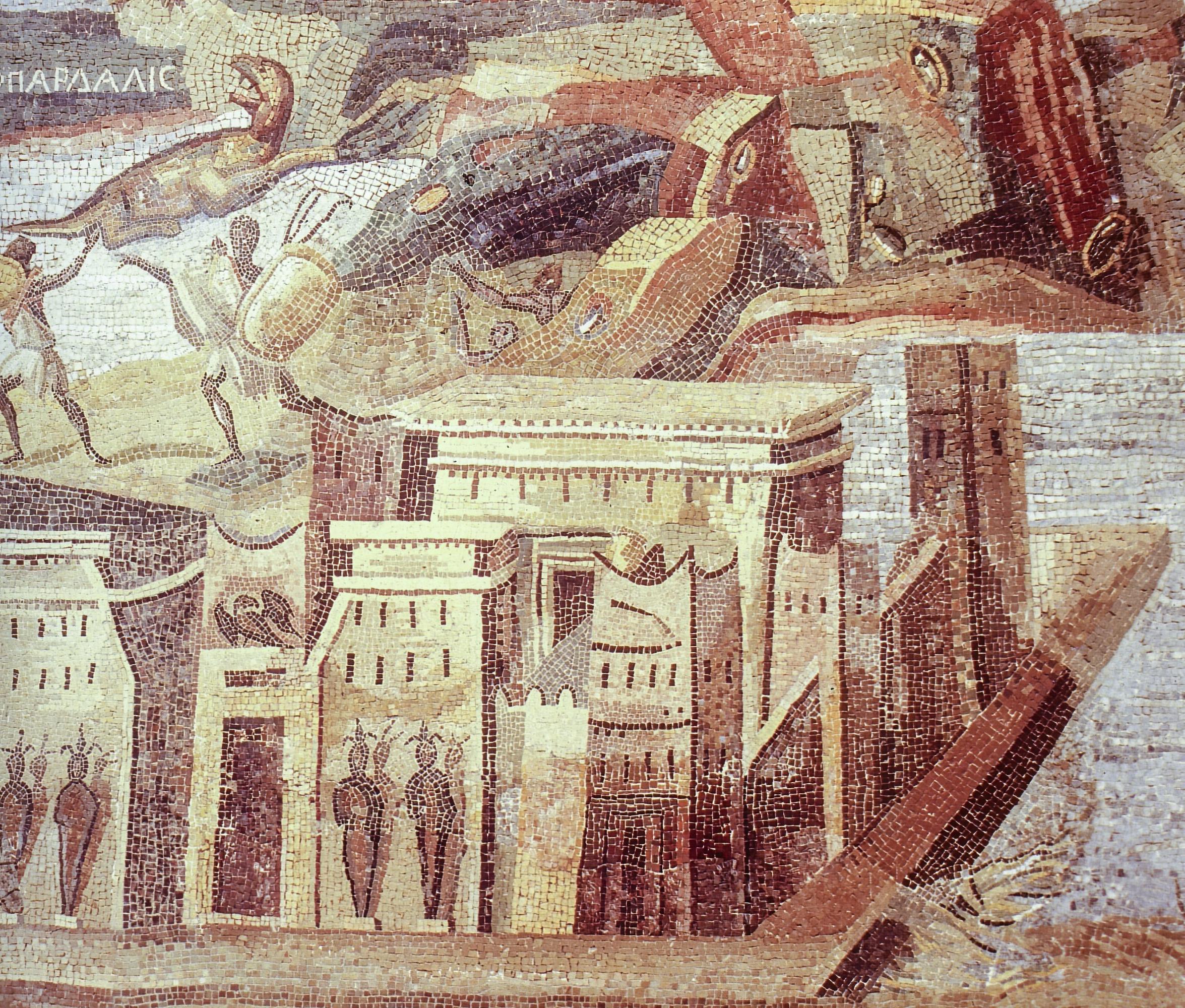 Praeneste_-_Nile_Mosaic_-_Section_11_-_Detail.jpg