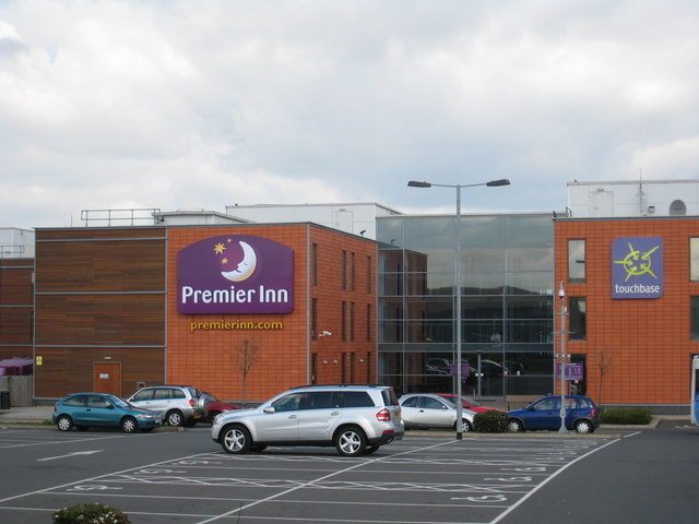 Premier Inn Heathrow - geograph.org.uk - 753184