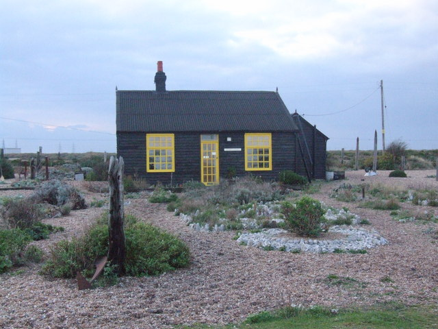 Prospect Cottage, Dungeness - geograph.org.uk - 1075301