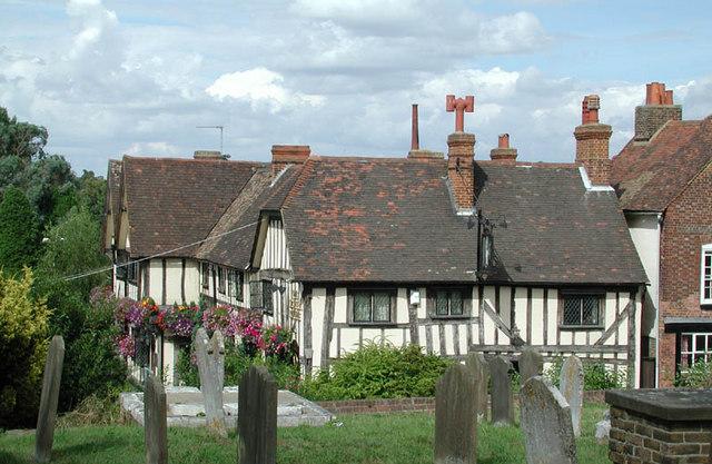 Public House, Cobham, Kent - geograph.org.uk - 323974