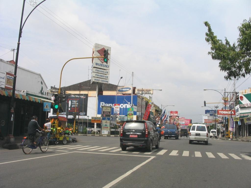 File:Purwokerto kota main street.jpg - Wikipedia