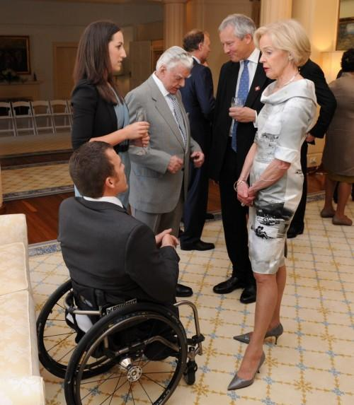 File:Quentin Bryce with guests at Government House 25.jpg