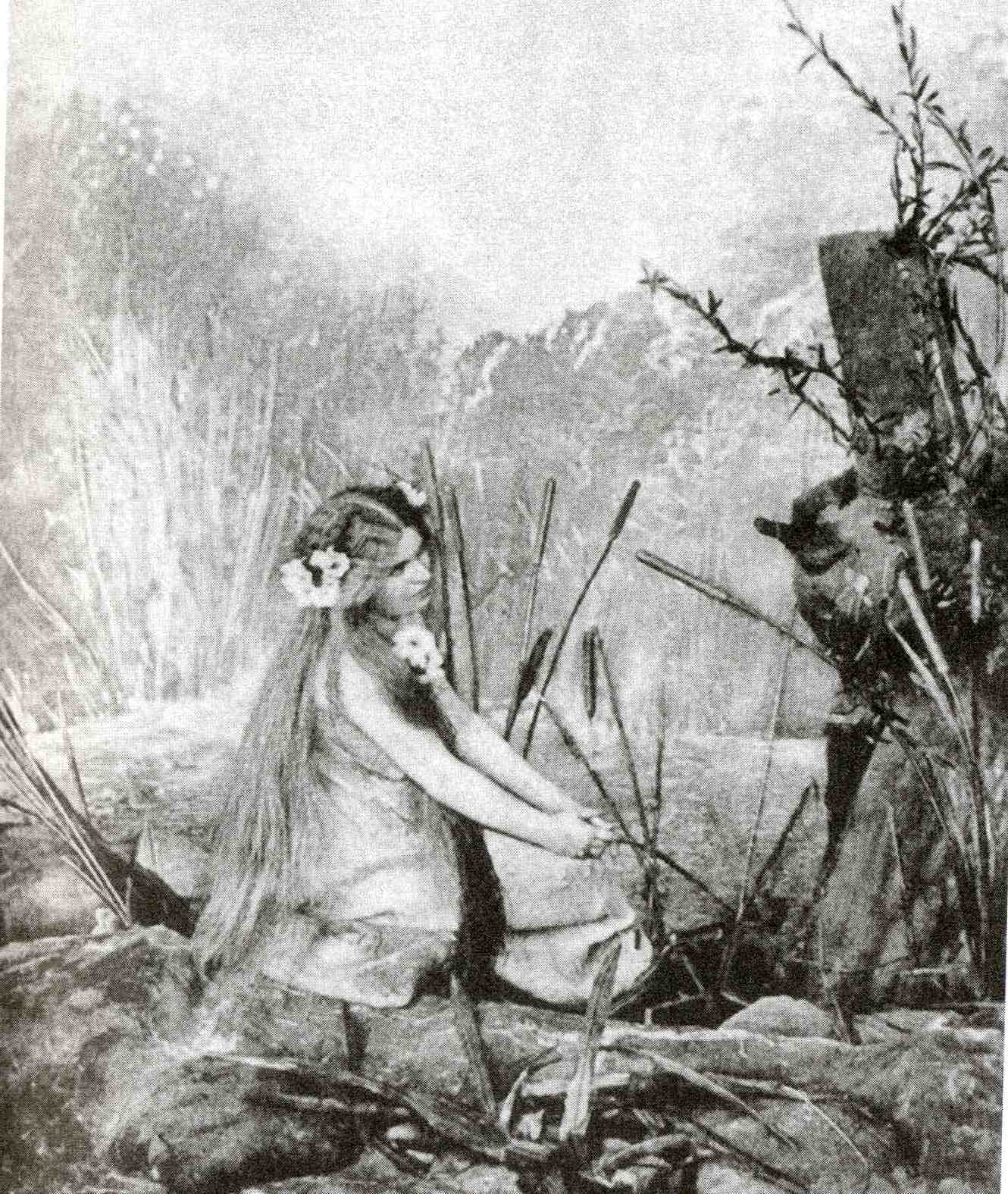 Jarmil Burghauser, Růžena Maturová as the first Rusalka, 1901