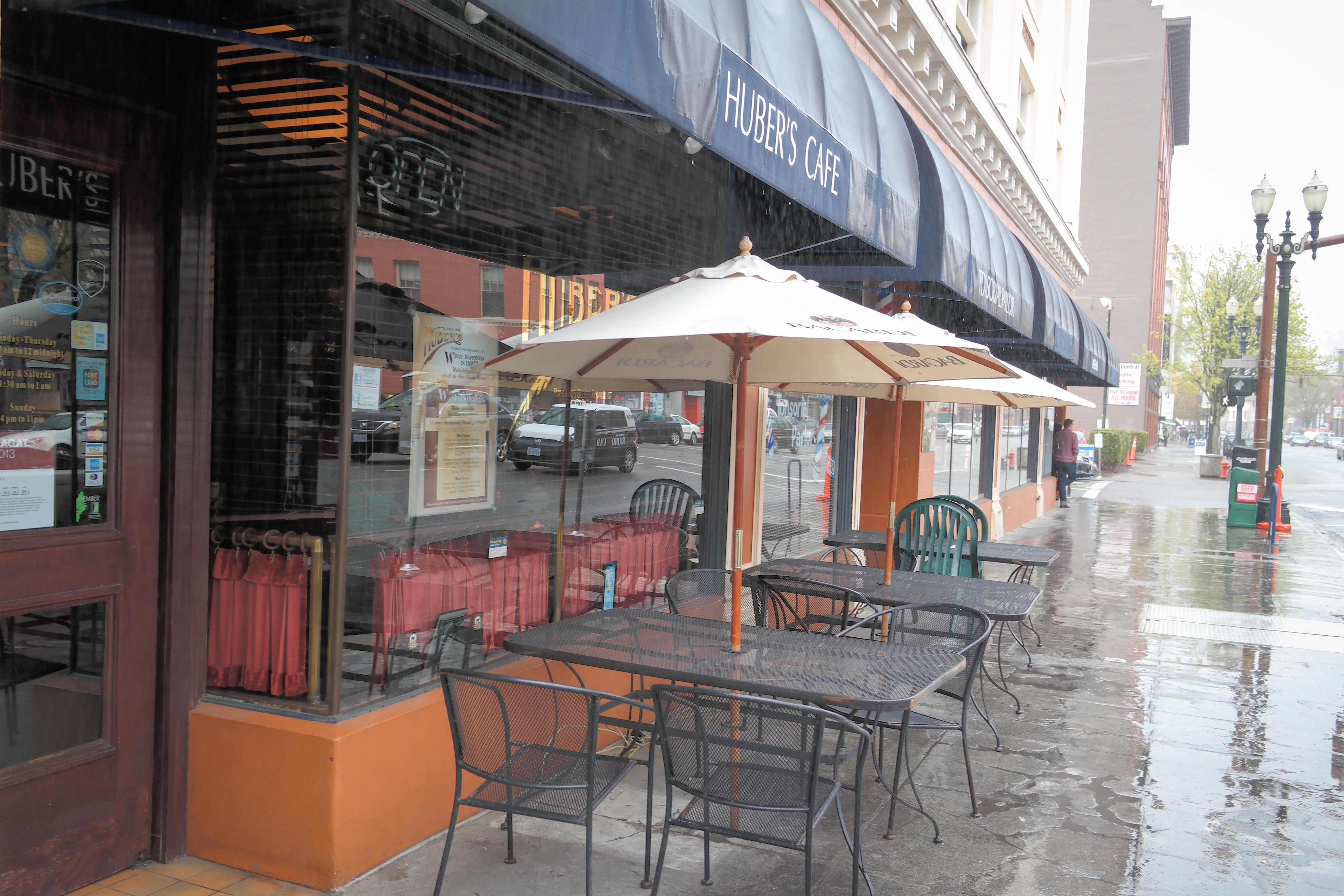 Huber S Cafe Oregon