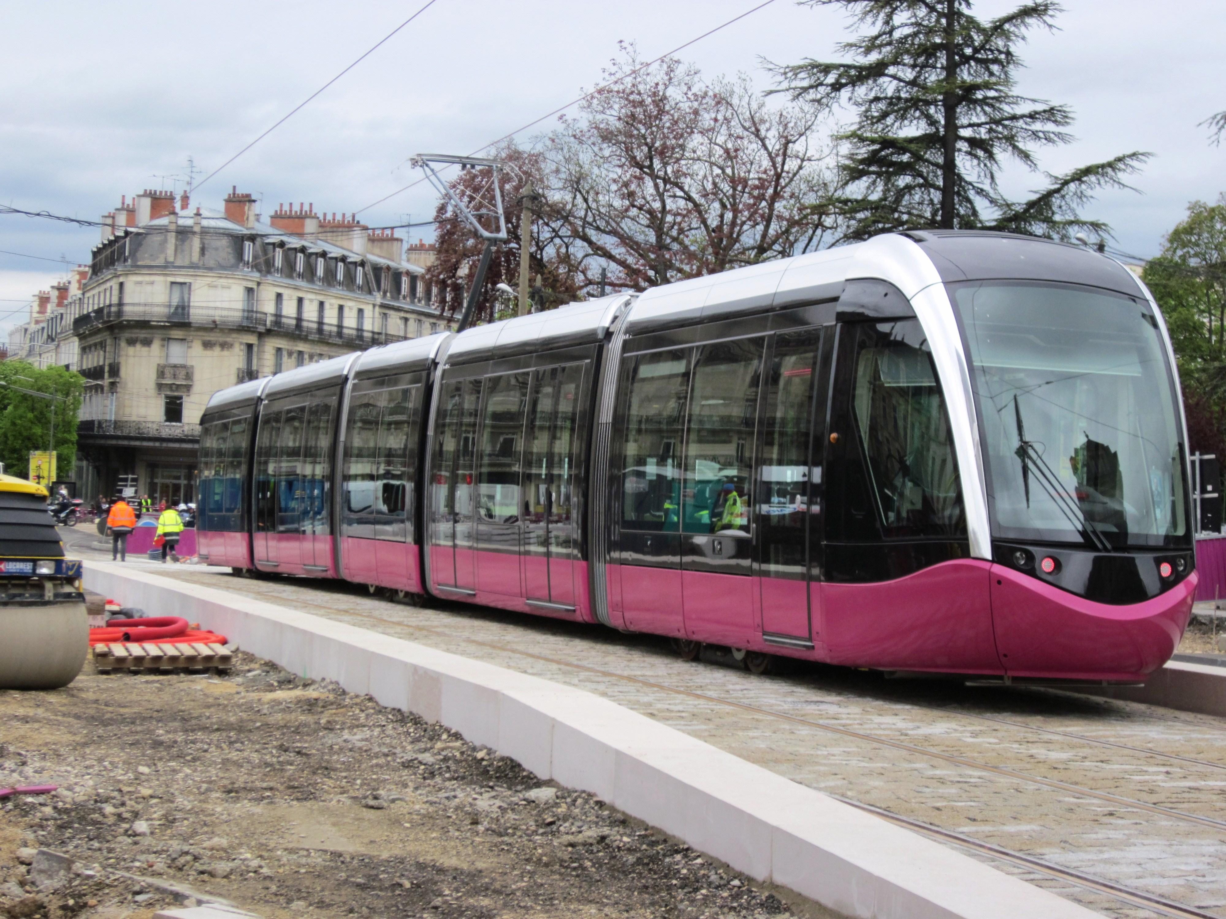 Dijon Tramway Wikipedia