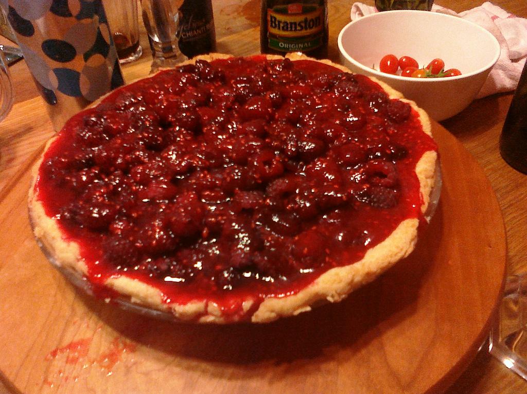 Raspberry pie - Wikipedia