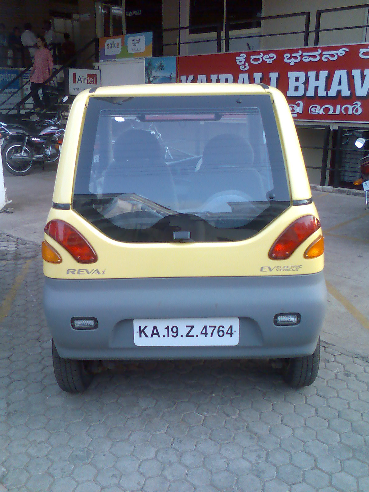 Reva Car For Sale In Coimbatore