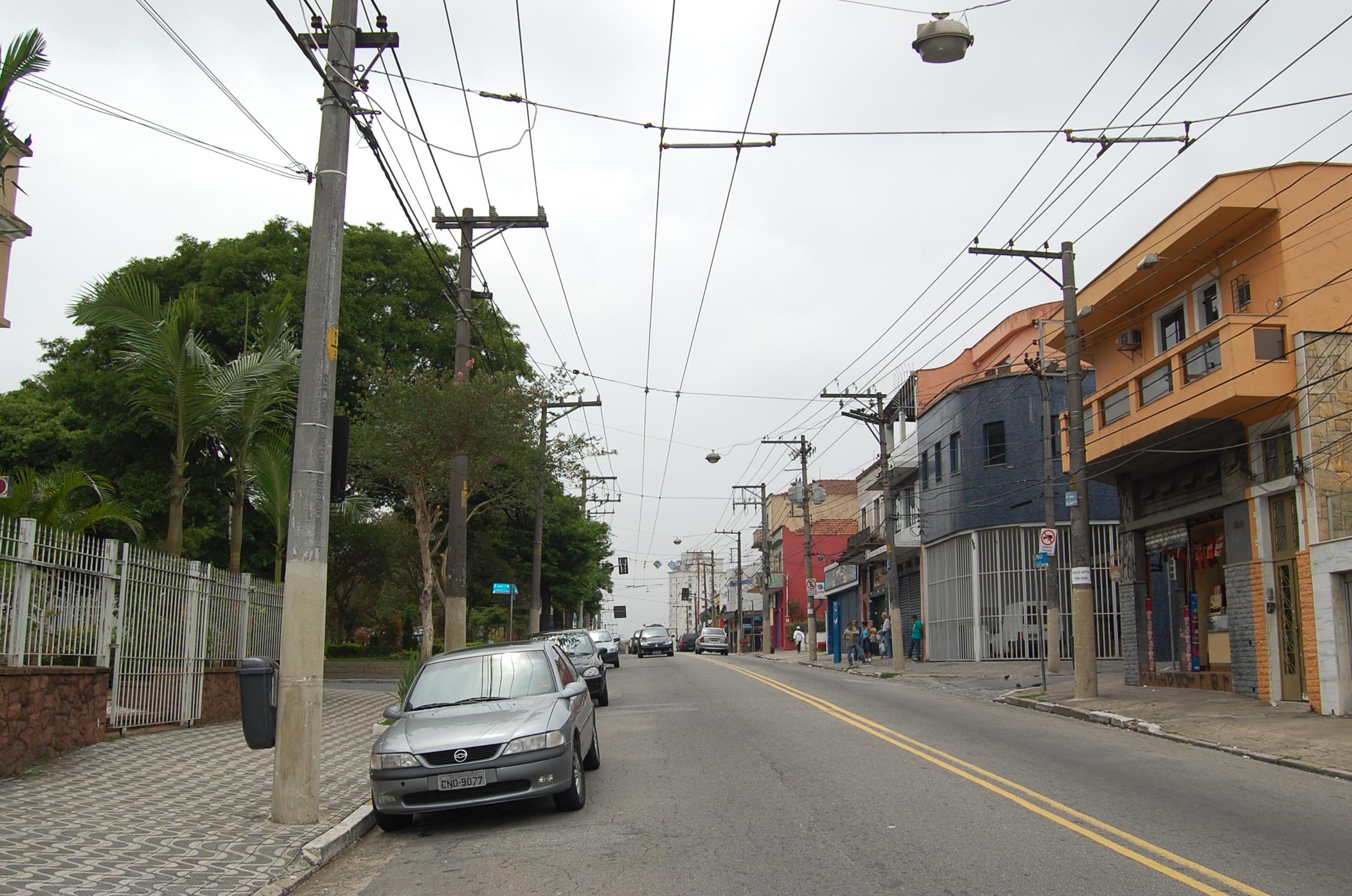 Rua Da Mooca Wikipedia A Enciclopedia Livre