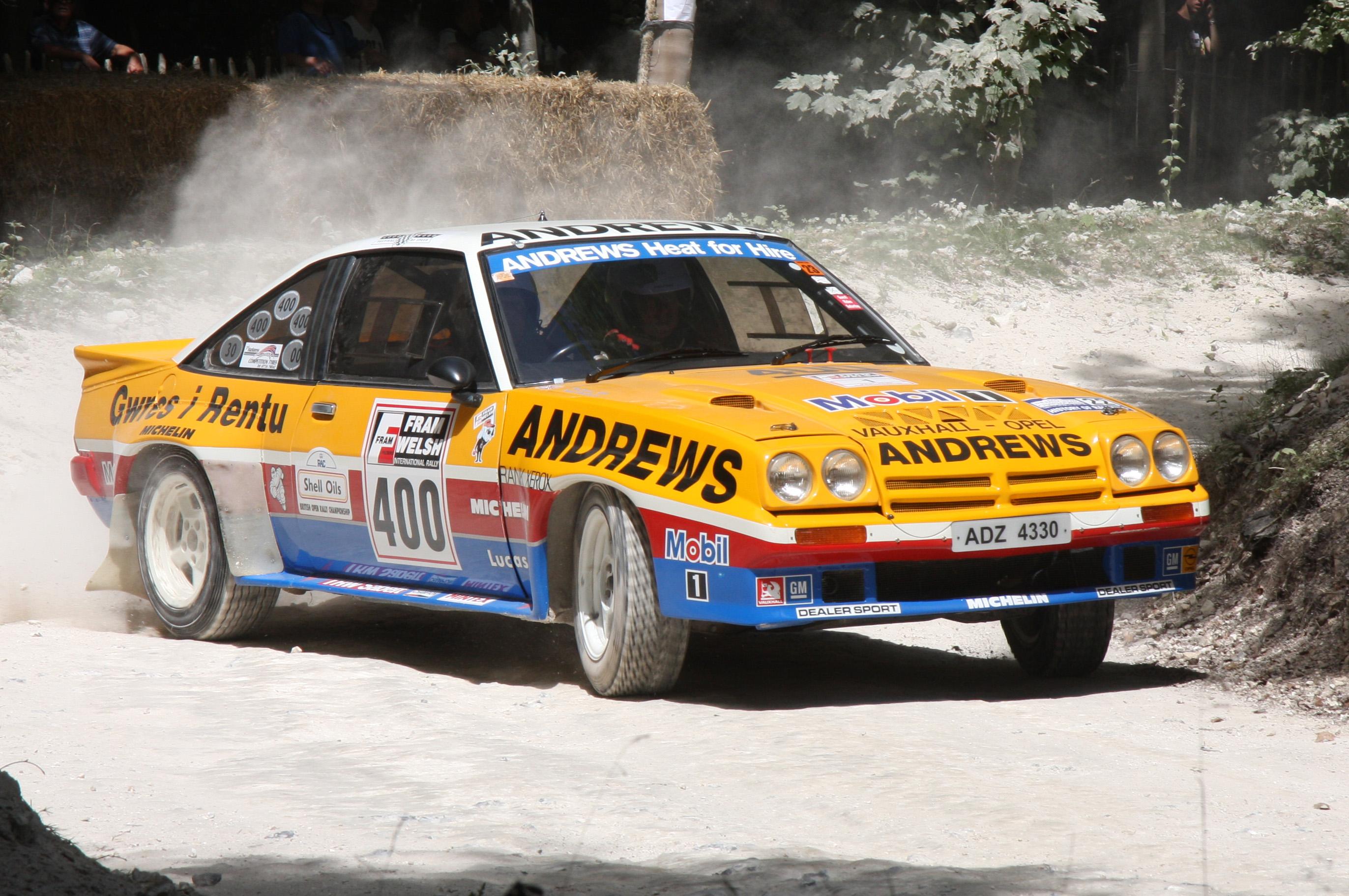 Opel Manta - Wikiwand