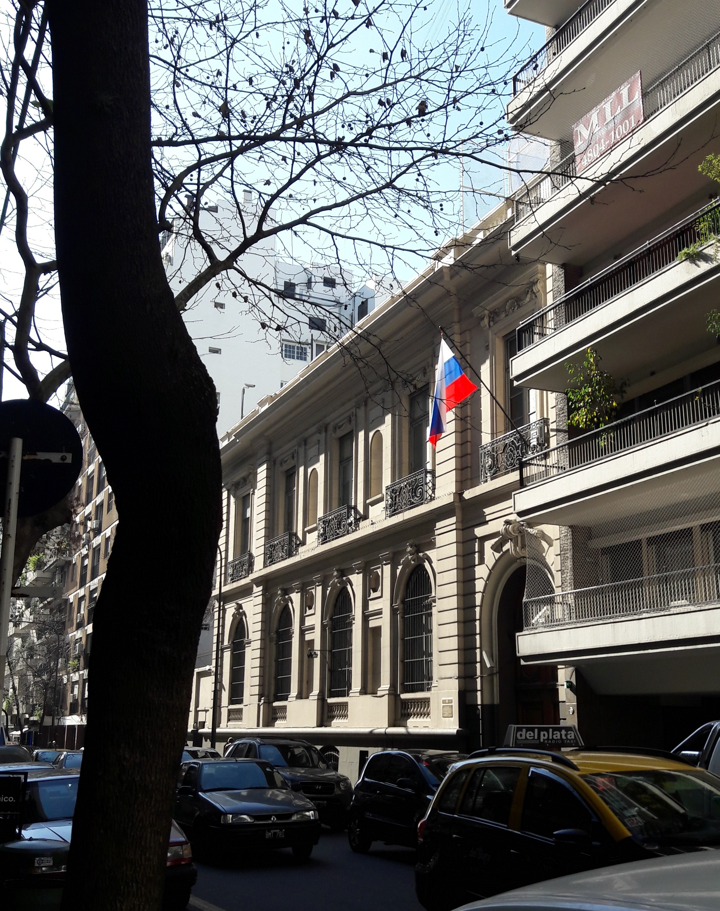 In buenos aires russian embassy pics