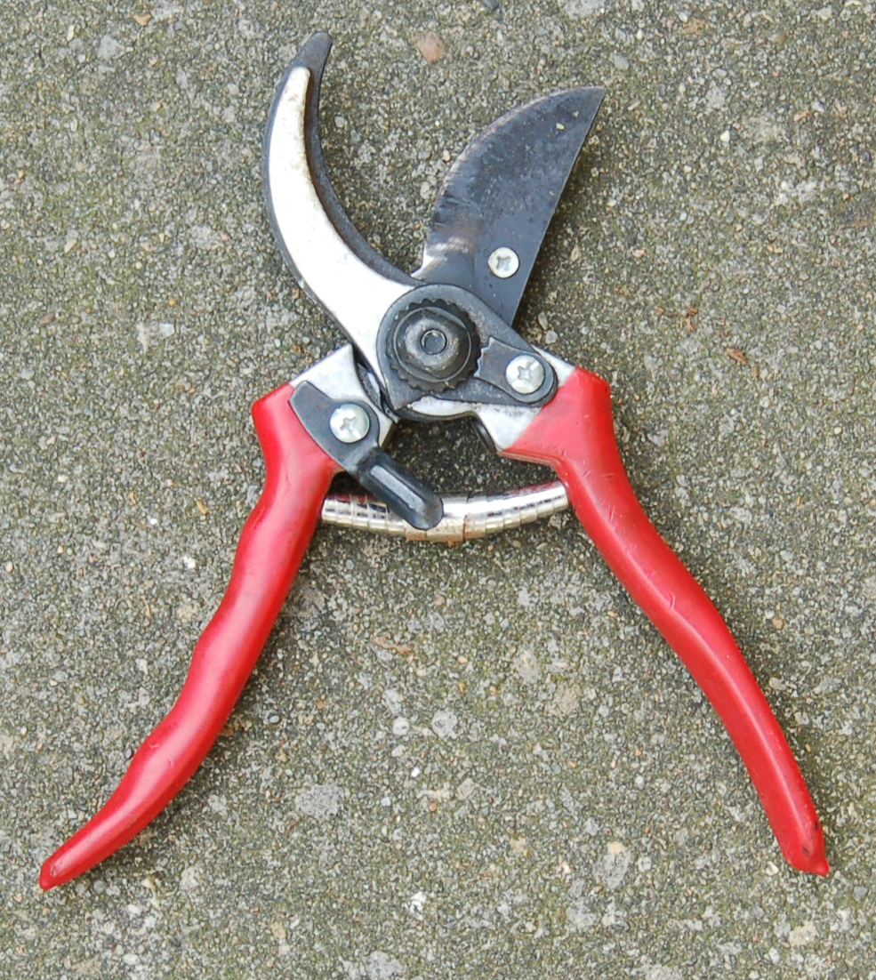 Garden Gear Hand Bypass Precision Pruner Secateurs Plants Shears Cutter Tool NEW