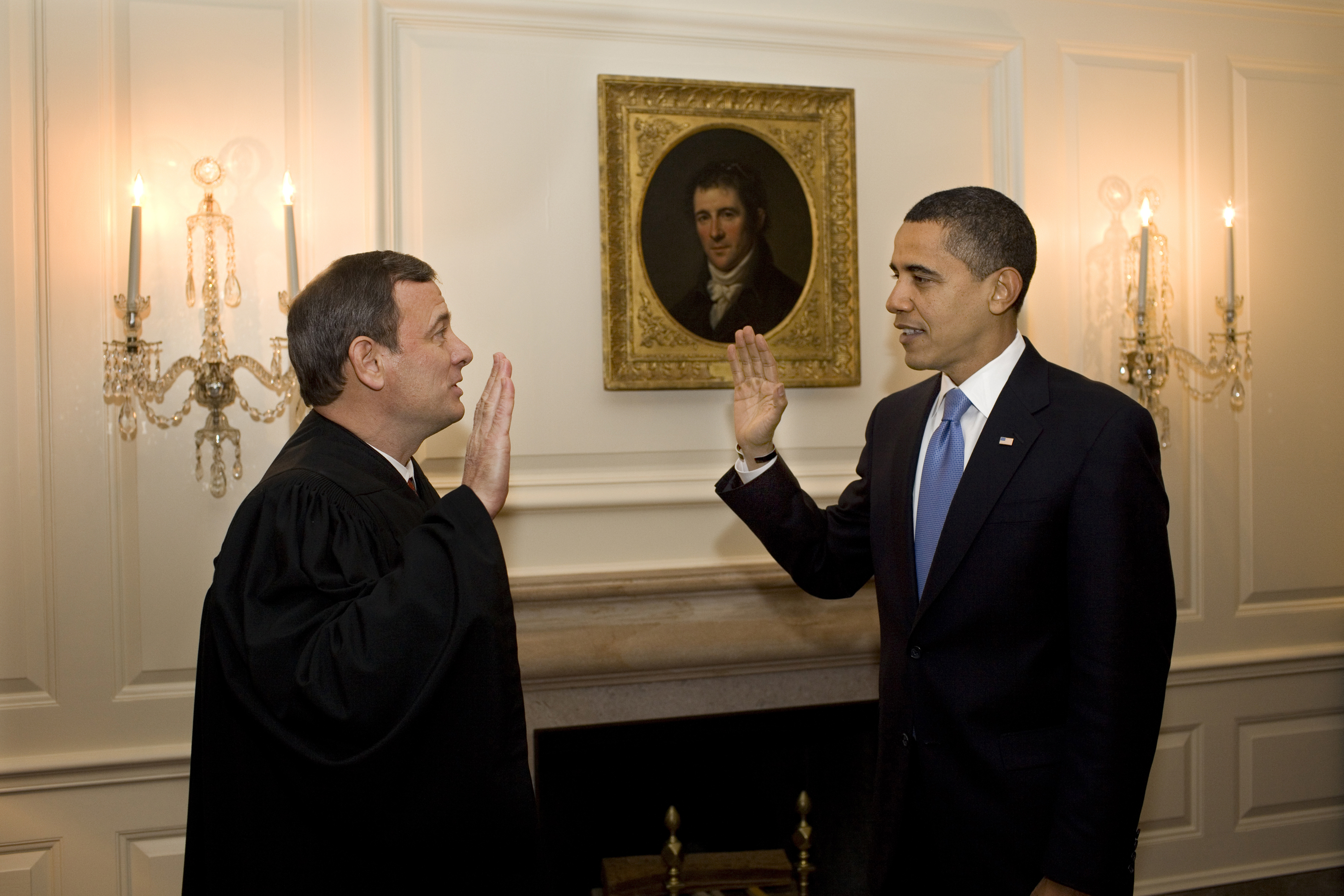 Oath of office of the President of the United States - Wikiwand