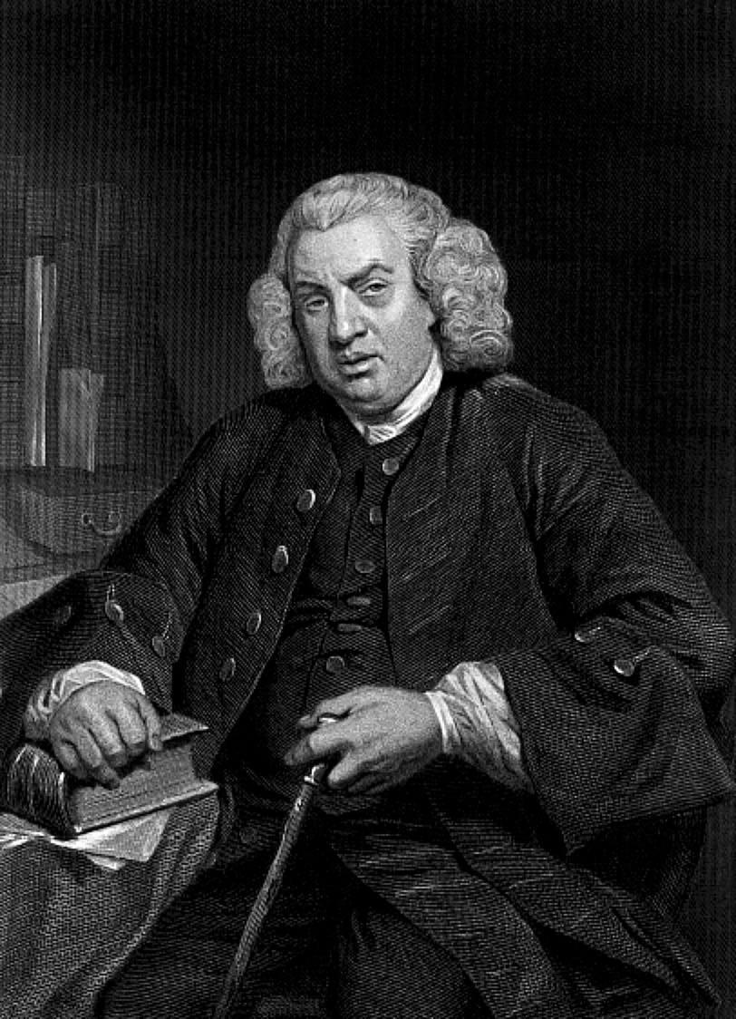 Veja o que saiu no Migalhas sobre Samuel Johnson