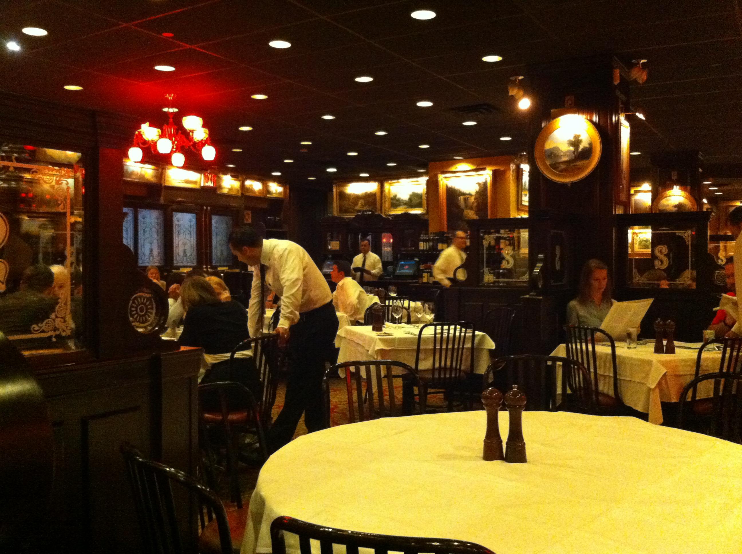 Sparks Restaurant New York History