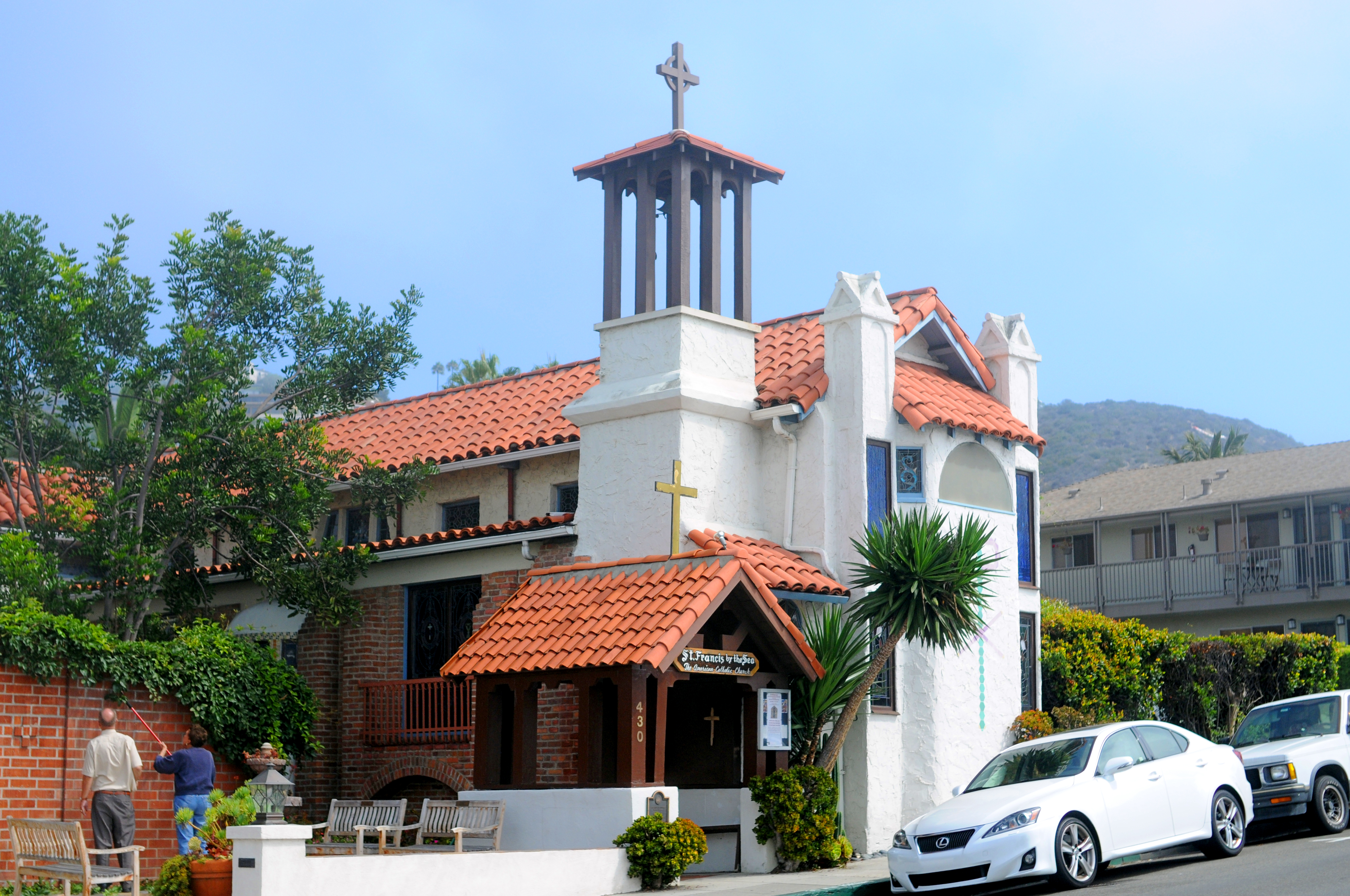 St francis by the sea