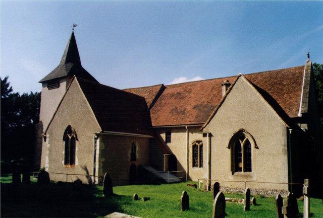 St Mary the Virgin, Aldermaston, Berkshire