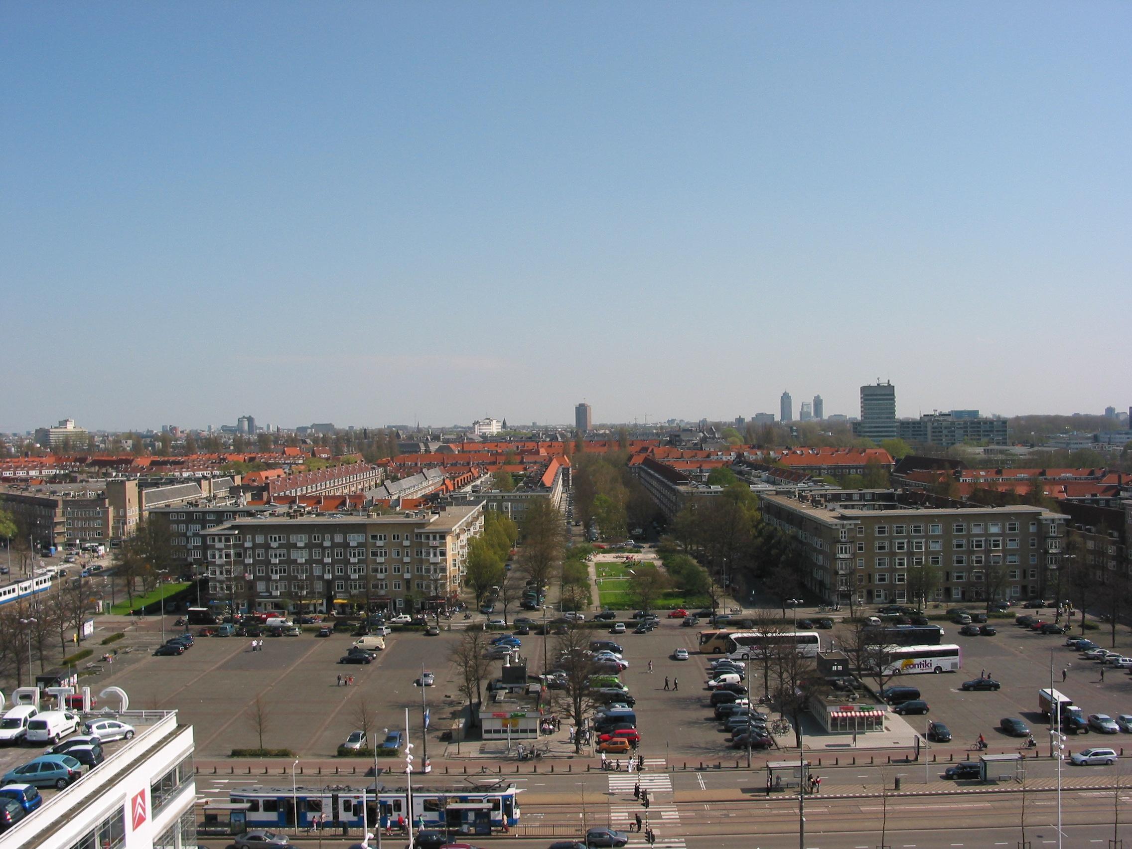 Stadionplein wikiwand for B b amsterdam