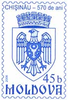 Stamp of Moldova md024-0pds.jpg