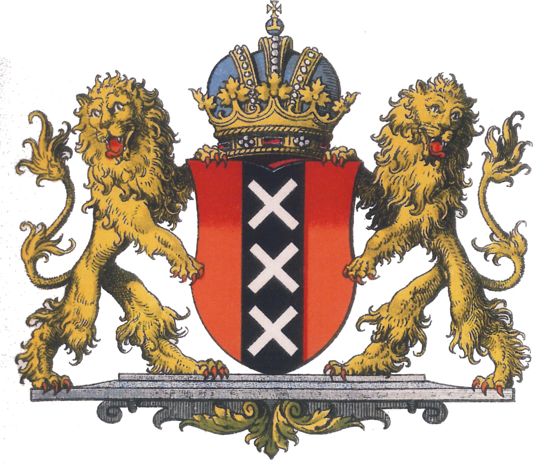 File str hl ha wappen wikimedia commons for Amsterdam b b centro