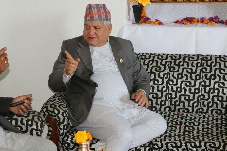 Watch Sunil Thapa video