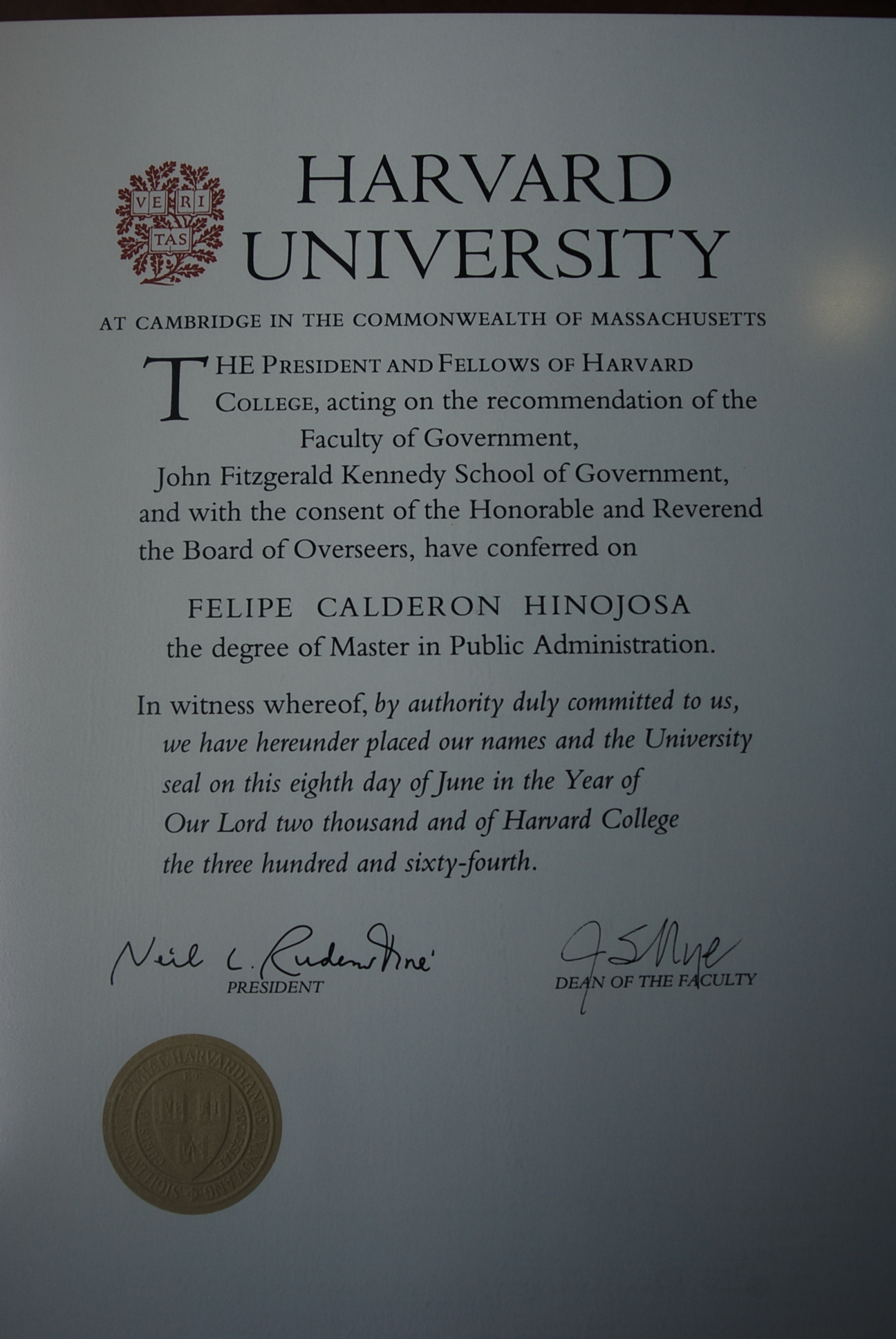 Master Of Public Administration Wikiwand