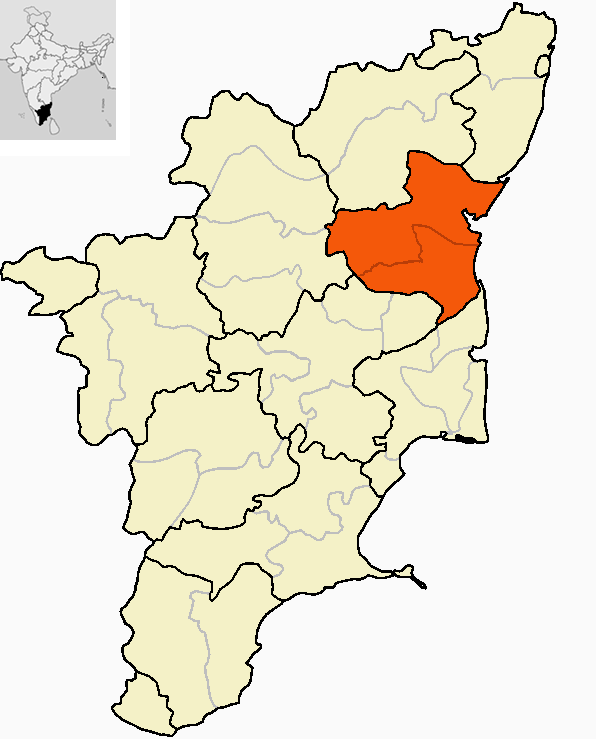 South Arcot District (Madras Presidency) - Wikipedia