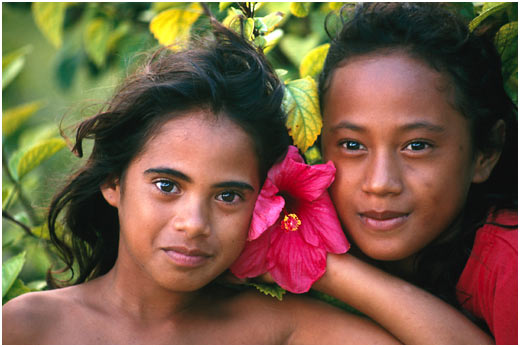Tahitian girl photos 96