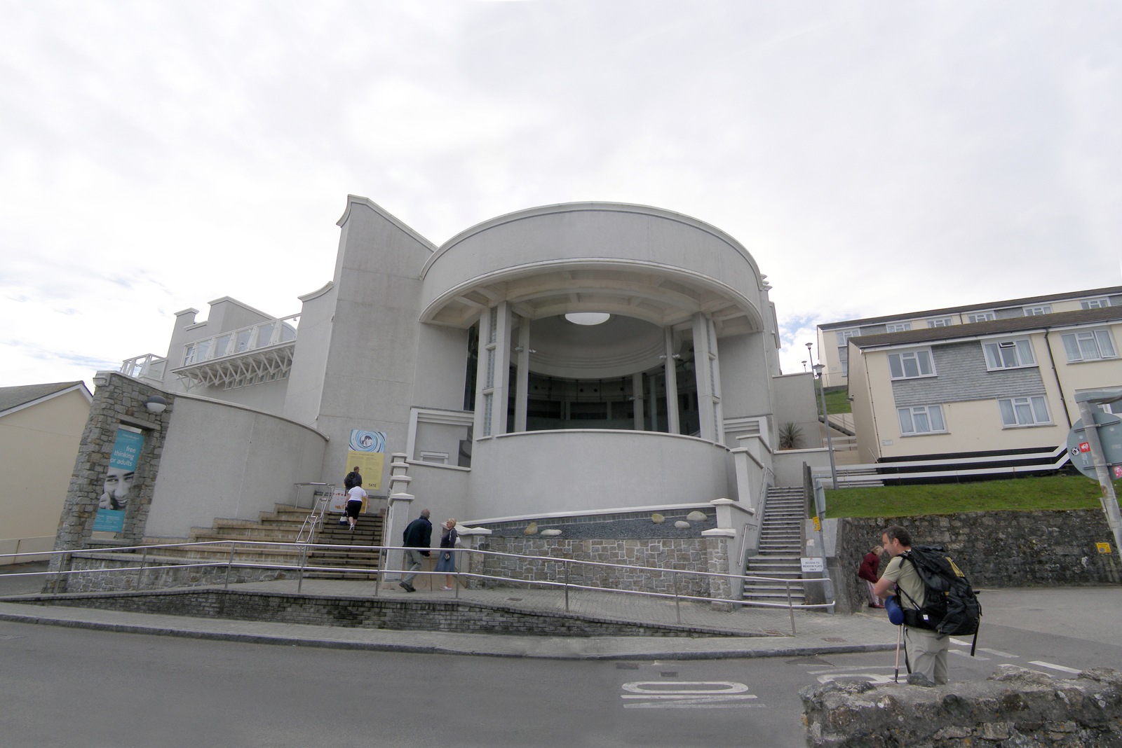 The Tate Gallery at St Ives