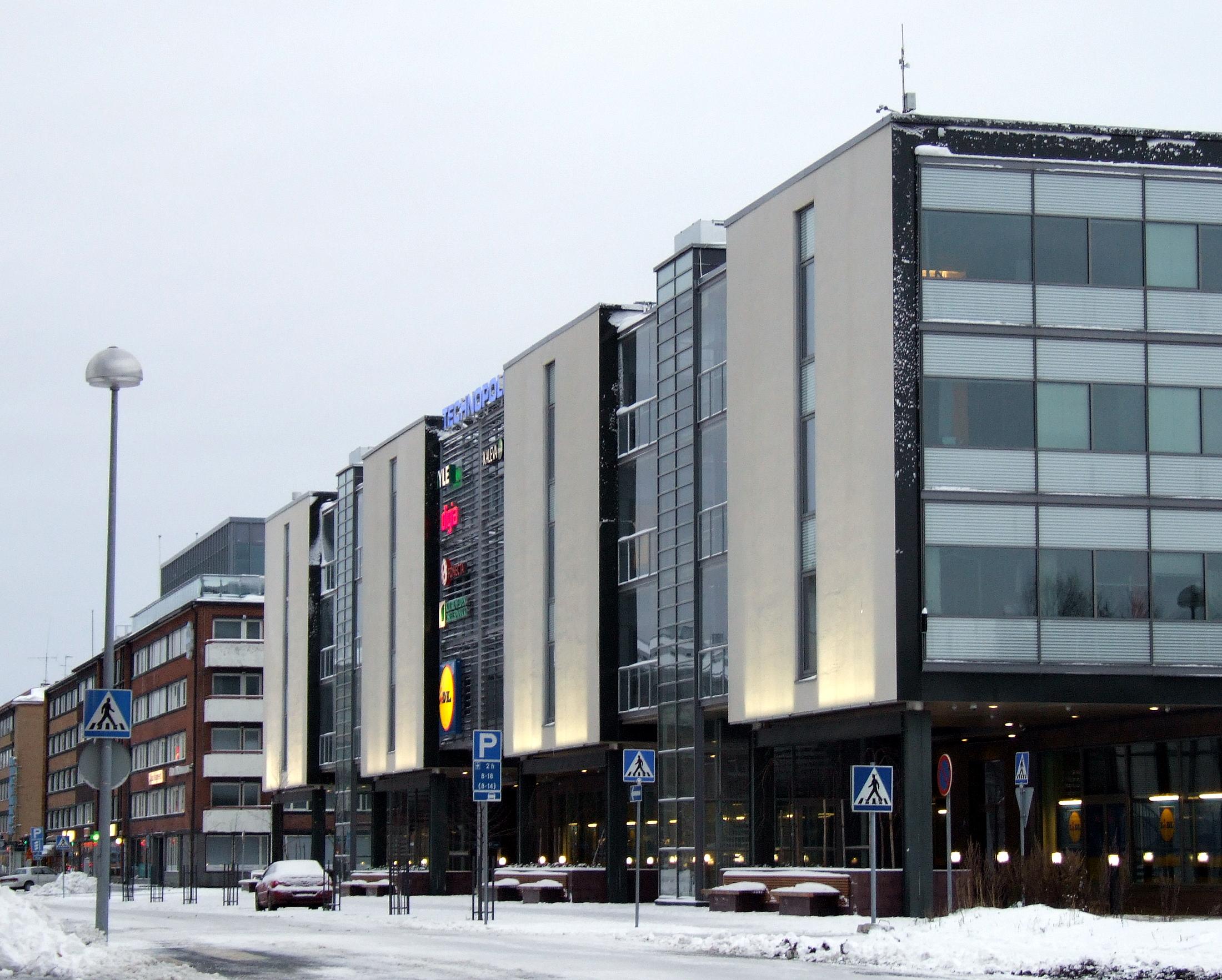 K Motors Oulu