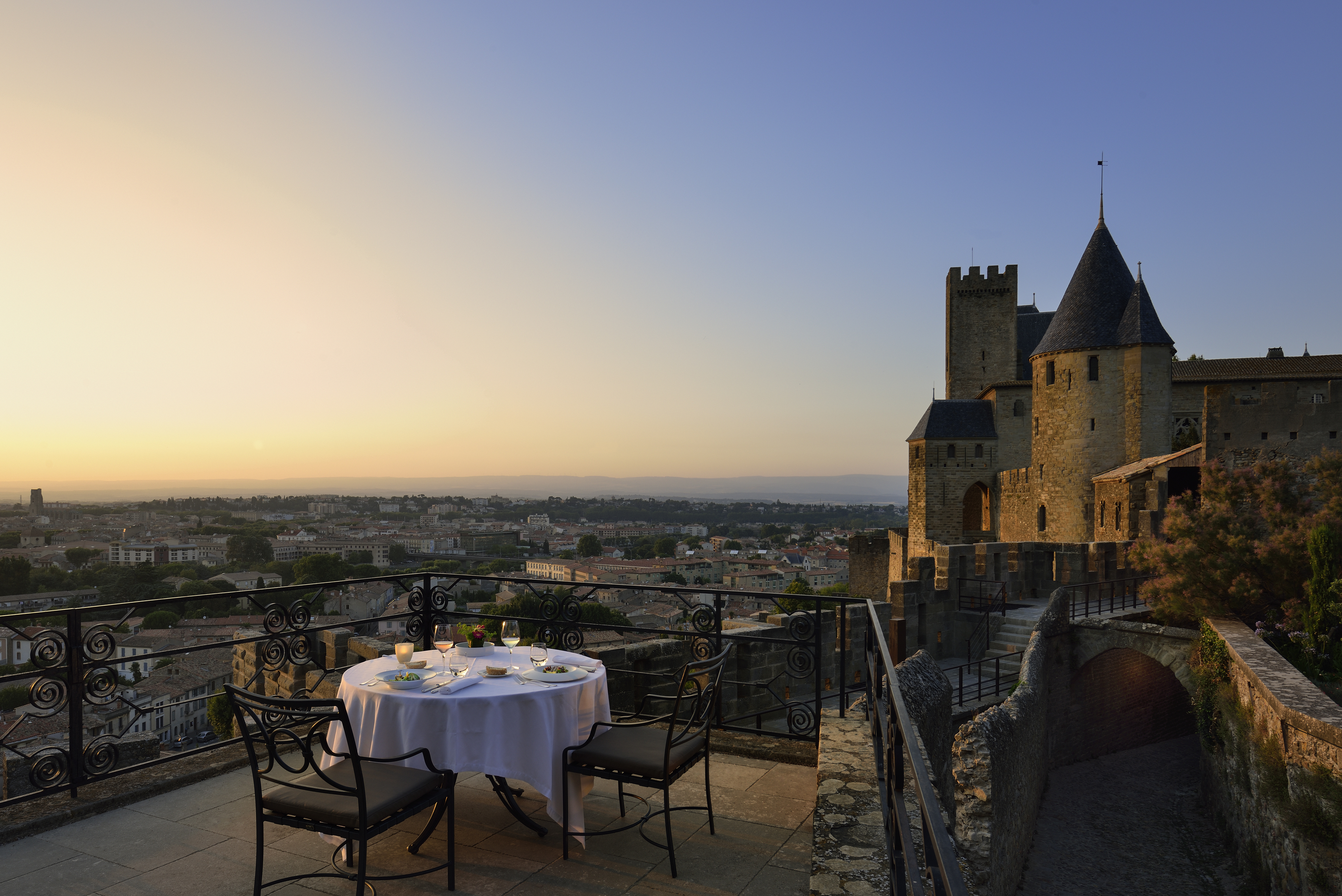 Restaurant Etoile  Etoiles Aude Fontjoncouse